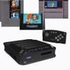 Retron 5 System Console Mario World Sonic NES SNES Genesis Game Bundle