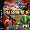 Sega Smashpack Volume 1 - Dreamcast Game