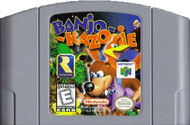 Banjo-Kazooie for N64 Takes Platform Games To A Whole New Level!