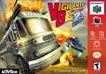 Vigilante 8 2nd Offense - N64 Game