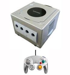 GameCube Platinum Player Pak