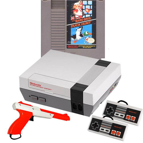 Image result for nintendo entertainment system