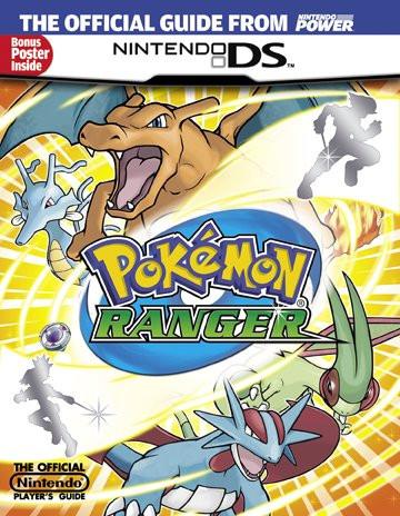 Pokemon Ranger Official Strategy Guide Nintendo Power ...