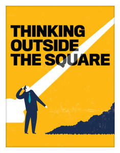 Thinking outside the square (available for immediate download)