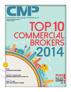 2014 Canadian Mortgage Professional August issue (available for immediate download)