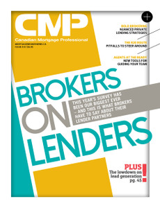 2014 Canadian Mortgage Professional September issue (available for immediate download)