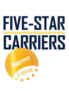 2016 Insurance Business Five-star Carriers (available for immediate download)
