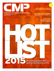 2015 Canadian Mortgage Professional January issue (available for immediate download)