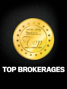 2016 CMP Top Brokerages (available for immediate download)
