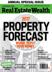 2017 Canadian Real Estate Wealth January issue (available for immediate download)