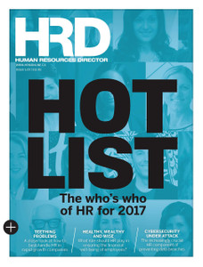 2017 Human Resources Director March issue (available for immediate download)
