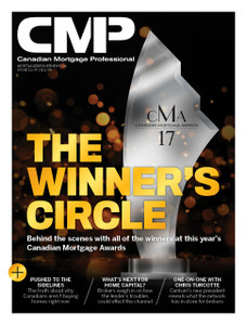 2017 Canadian Mortgage Professional May issue (available for immediate download)