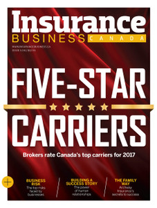 2017 Insurance Business August issue (available for immediate download)