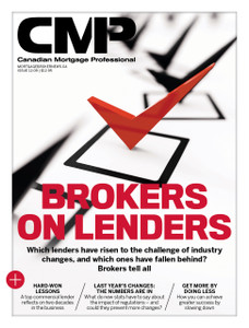 2017 Canadian Mortgage Professional September issue (available for immediate download)