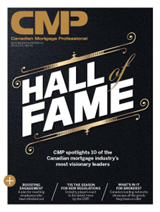 2017 Canadian Mortgage Professional November issue (available for immediate download)