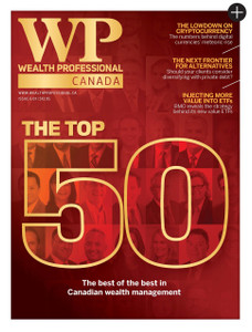 2018 Wealth Professional January issue (available for immediate download)