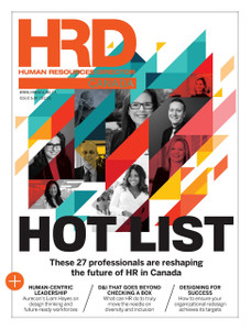2018 Human Resources Director March issue (available for immediate download)