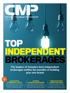 2018 Canadian Mortgage Professional March issue (available for immediate download)