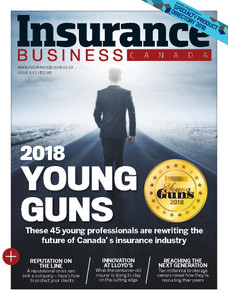 2018 Insurance Business 6.02 issue (available for immediate download)