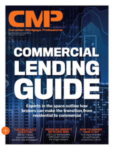 2018 Canadian Mortgage Professional AUG  issue (available for immediate download)