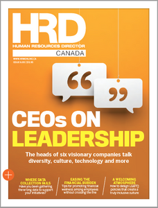 2018 Human Resources Director September issue (available for immediate download)