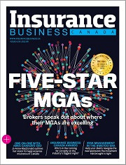2018 Insurance Business 6.05 issue (available for immediate download)