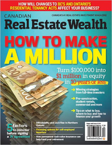 2018 Canadian Real Estate Wealth September issue (available for immediate download)