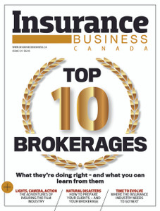 2015 Insurance Business March issue (available for immediate download)