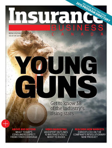 2015 Insurance Business July issue (available for immediate download)