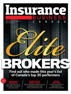 2015 Insurance Business August issue (available for immediate download)