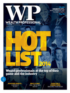 2014 Wealth Professional May issue (available for immediate download)