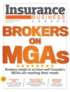 2015 Insurance Business November issue (available for immediate download)