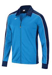 Speedo Streamline Warm up Jacket- Male NJBL