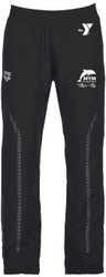 Arena Warm Up Pants Youth- Black- MYM