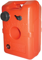 Fuel Tank -22L With Gauge