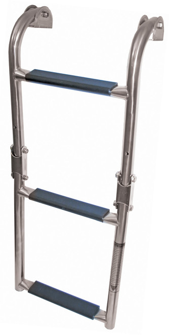 3 Step Stainless Ladder