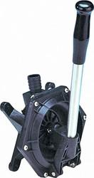 Pump -Manual Bulkhead 25