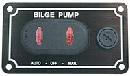 Switch Panel -Bilge Horiz