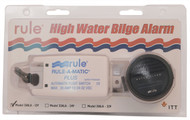 "Rule """"""""High Water"""""""" Bilge Alarm 24v"
