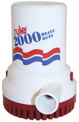 Rule Bilge Pump 2000GPH 24v