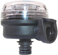 Strainer Snap-In 90 Deg
