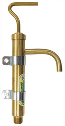 Sump Pump - Plain Brass