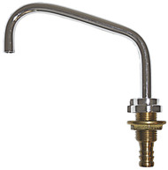 Fynspray Galley Faucet - C/P Brass