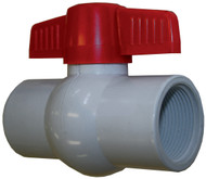 Ball Valve Plast. 25mm