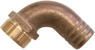 Elbow - Bronze 20mm