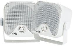 Axis 100x 100 box speakers