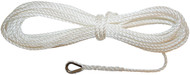 6mm x 40M Silver Spliced