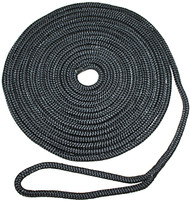 Dockline Black 10mm x6mtr