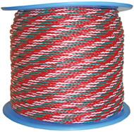 Ski Rope-Fluro Pi/G/W200m
