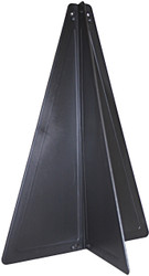 Black Cone Shape